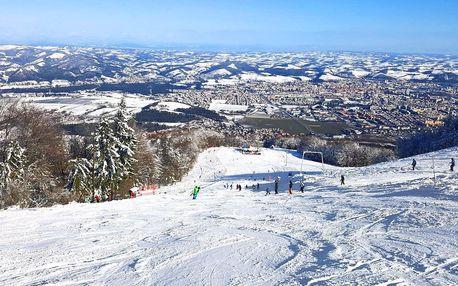 4* pobyt ve Slovinsku: jídlo, wellness i skipas