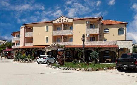 Hotel Koral, Chorvatsko, Istrie, Medulin