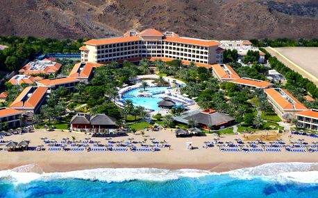5* Fujairah Rotana Resort & Spa s all inclusive