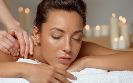 120 minut luxusní péče v Diamond Spa vč. masáže