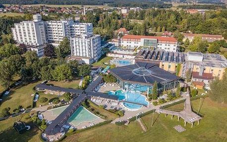 Hotel Radin, Slovinsko, Termální lázně Slovinsko, Terme Radenci