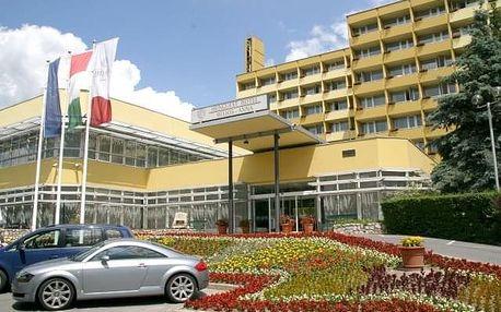 Hotel Helios, Maďarsko, Termální lázně Maďarsko, Hevíz