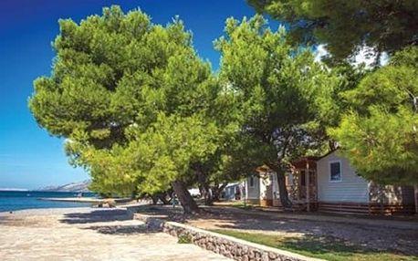 Mobilní domky Bluesun Camp Paklenica, Chorvatsko, Severní Dalmácie, Starigrad - Paklenica