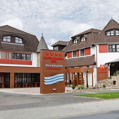 Hotel Piroska, Maďarsko, Termální lázně Maďarsko, Bükfürdo