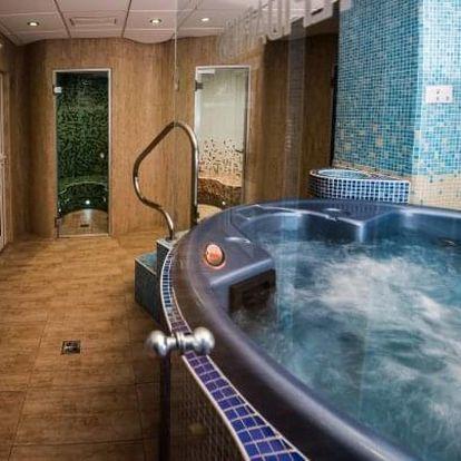 Beskydy u skiareálů v Hotelu Odra *** s plnou penzí, wellness a procedurami