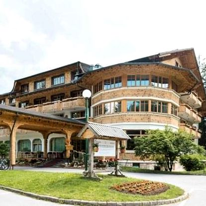 Hotel Ribno Bled, Slovinsko, Hory a jezera Slovinska, Bled