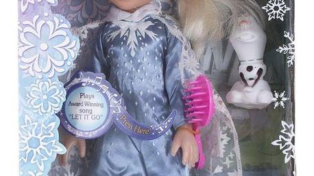 FASHION Panenka Elsa a Anna sada