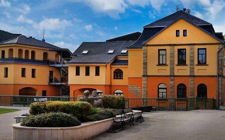 Pobyt v Adršpachu: 3–8 dní s polopenzí a wellness