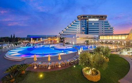 Hotel Olympia, Chorvatsko, Severní Dalmácie, Vodice