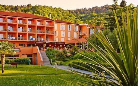 Hotel Salinera 3*, Slovinsko, Dovolená u moře Slovinsko, Strunjan