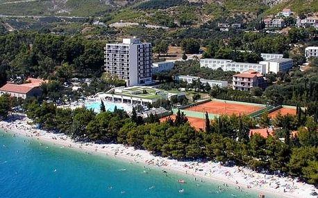 Hotel Bluesun Neptun, Chorvatsko, Makarská riviéra, Tučepi