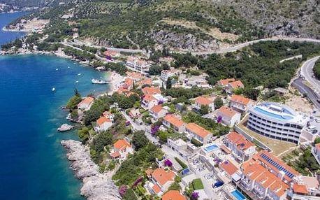 Hotel Villa Paradiso 2, Chorvatsko, Jižní Dalmácie, Dubrovnik (DBV)