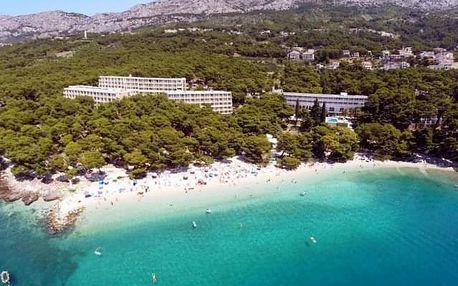 Bluesun Hotel Marina, Chorvatsko, Makarská riviéra, Brela