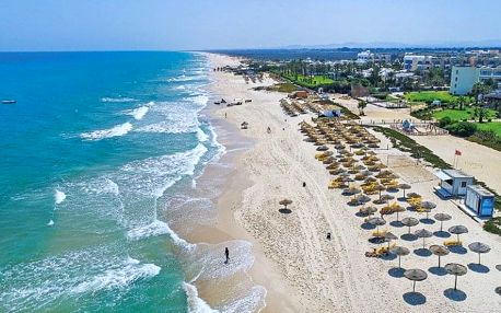 Tunisko - Hammamet letecky na 13-15 dnů, all inclusive
