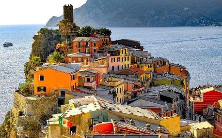 Itálie - Toskánsko letecky na 8 dnů, polopenze