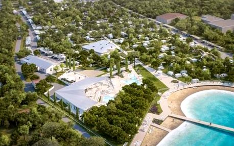 Falkensteiner Premium Camping Zadar, Chorvatsko, Severní Dalmácie, Zadar