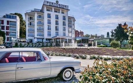 Boutique hotel PORTOROSE (ex. hotel Marita), Slovinsko, Dovolená u moře Slovinsko, Portorož