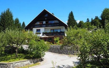 Apartmány No name BOHINJ 3*, Slovinsko, Hory a jezera Slovinska, Bohinjsko Jezero