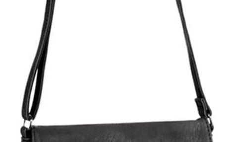 Bella Belly Dámská malá kabelka s uzavíráním na zip a klopnu crossbody malá přes rameno Casual malá MA0230-02