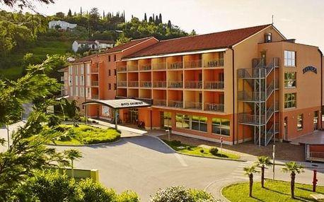 Hotel Salinera resort 4*, Slovinsko, Dovolená u moře Slovinsko, Strunjan