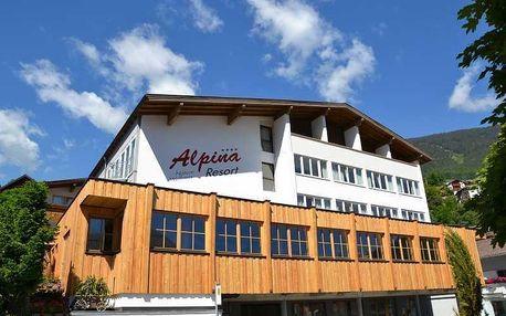Rakousko - Pitztal na 4 až 6 dní, polopenze, Pitztal
