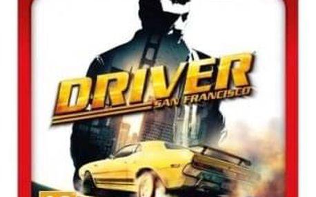 Hra UBISOFT Driver San Francisco, Essentials Edition (PS3)