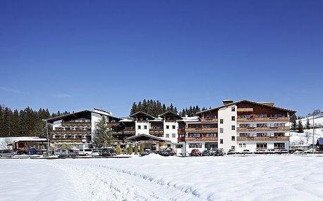 Rakousko - Kitzbühel / Mittersill na 8 dní, polopenze, Kitzbühel / Mittersill