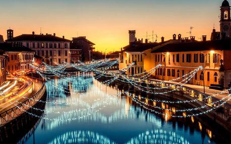 Adventní zájezd do Milánaa Veronypro 1 osobu