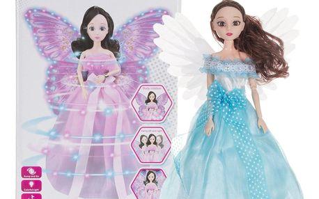 Princess Panenka víla - tančící a zpívající