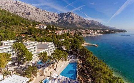 Bluesun Hotel Berulia, Chorvatsko, Makarská riviéra, Brela