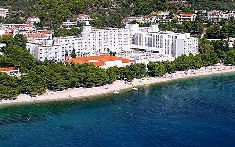 Bluesun hotel Alga, Chorvatsko, Makarská riviéra, Tučepi