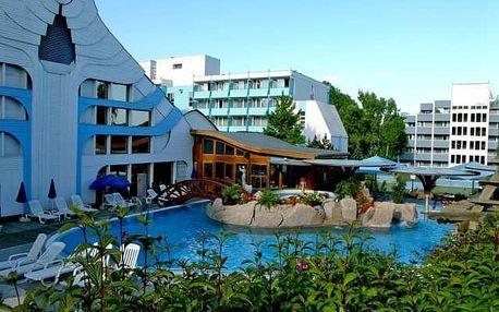 Hotel Naturmed Carbona, Maďarsko, Termální lázně Maďarsko, Hevíz