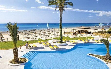 Tunisko - Hammamet letecky na 11-12 dnů, all inclusive