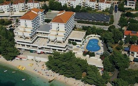 Hotel a Depandance Labineca, Chorvatsko, Makarská riviéra, Gradac