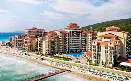 Bulharsko - Sveti Vlas letecky na 8 dnů, all inclusive