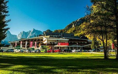 Ramada resort, Slovinsko, Hory a jezera Slovinska, Kranjska Gora