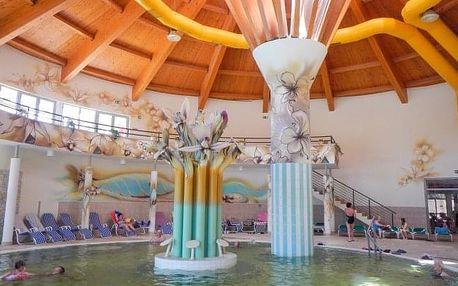 Maďarsko: Hotel Írisz *** u jezer s plnou penzí a vstupenkou do ZOO i lázní