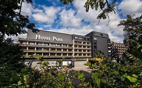 Hotel Park, Slovinsko, Hory a jezera Slovinska, Bled