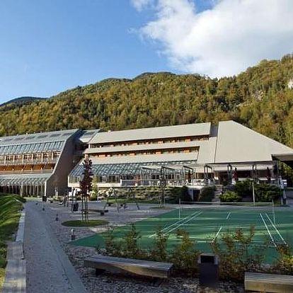 Hotel Špik, Slovinsko, Hory a jezera Slovinska, Kranjska Gora
