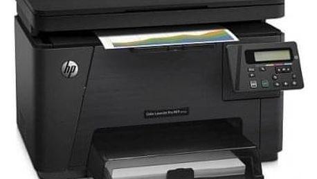 Multifunkční tiskárna HP Color LaserJet Pro MFP M176n