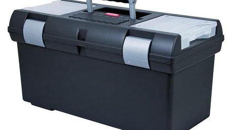 Curver Premium 02935-976 XL stříbrný/šedý