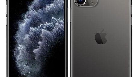 Mobilní telefon Apple iPhone 11 Pro 64 GB - Space Gray (MWC22CN/A)