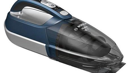 Akumulátorový vysavač Bosch BHN1840L modrý
