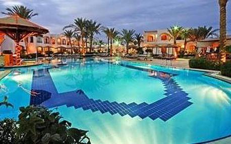 Egypt - Sharm el Sheikh letecky na 12-18 dnů, all inclusive