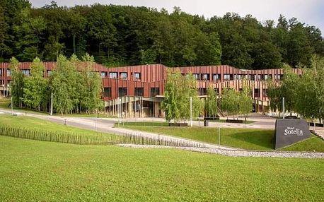 Wellness hotel Sotelia, Slovinsko, Termální lázně Slovinsko, Terme Olimia - Podčetrtek