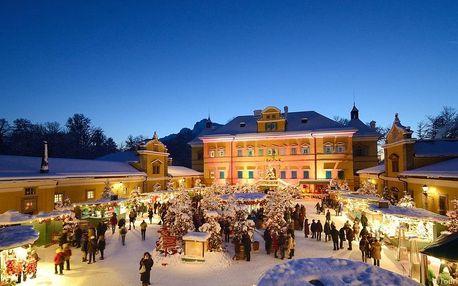 Rakouské Vánoce v Salzburgu a na zámku Hellbrunn, Salcbursko