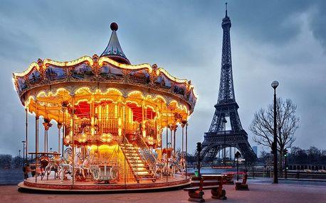 Adventní Paříž, Paříž a okolí