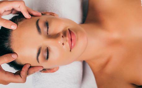 Kosmetické ošetření i liftingová masáž obličeje