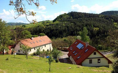 Slovensko - Střední Slovensko na 3 až 8 dní, bez stravy, Střední Slovensko