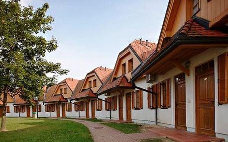 Apartmány Trobentica/Prekmurska Vas, Slovinsko, Termální lázně Slovinsko, Moravské Toplice